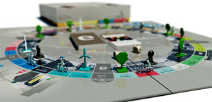Product Viz: The Copenhagen Board Game
