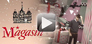 Animation: TV commercials - Magasin xmas