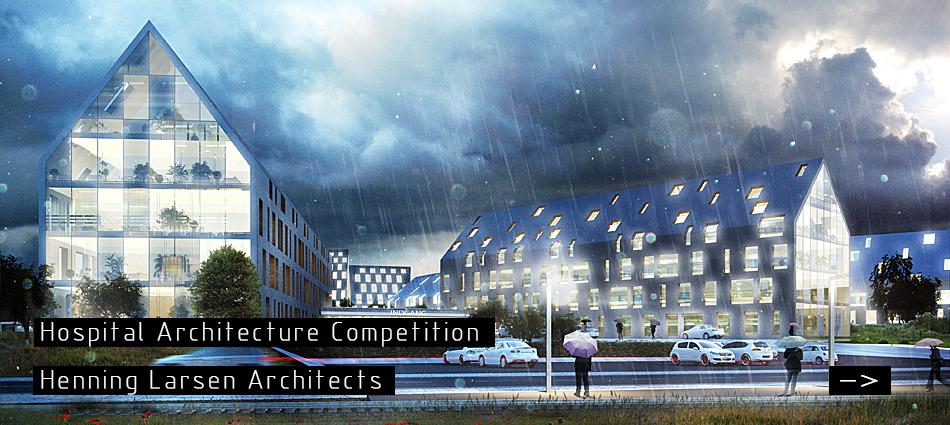 Henning Larsen Architects: OUH