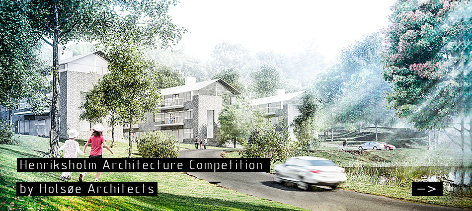 Henriksholm Architecture Competition Housing