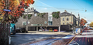 Architecture Competition: Kindergarden Copenhagen