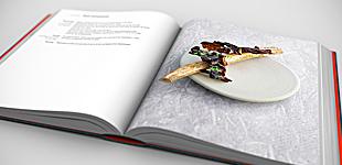 Book in 3D - Ronny Emborg: The Wizards Cookbook