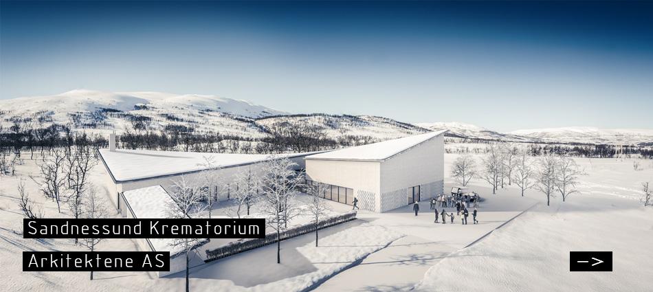 Arkitektene AS: Sandnessund krematorium
