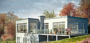 Lind & Risør- New type house models