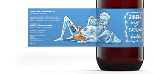 BRAW Brewery - Bottles 3D Packshot