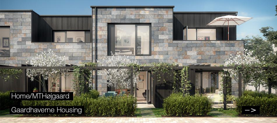 Home/MTHøjgaard - Gaardhaverne Housing